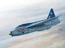 Sword 1/72 Model Kit 72118 BAC/EE Lightning T.4/T.5